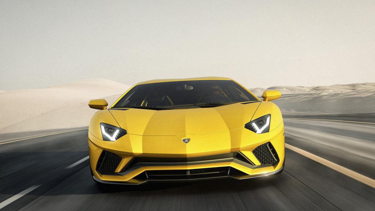 Lamborghini Aventador Co Zmienia Lifting