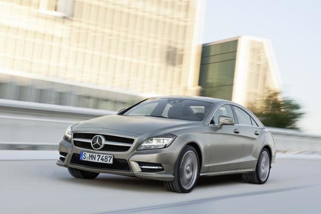 Mercedes stawia na opony Continental