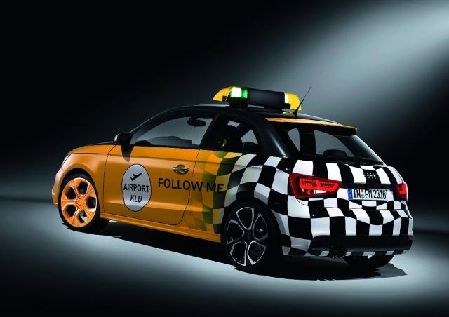 zdjęcie Audi A1 na Wörtherseetour 2010