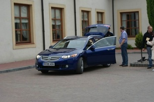 Honda Accord VIII (2008 - teraz)