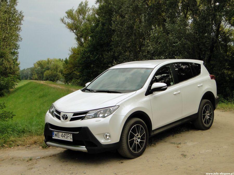Toyota Rav4, Fot: Dariusz Wołoszka - Info-Ekspert