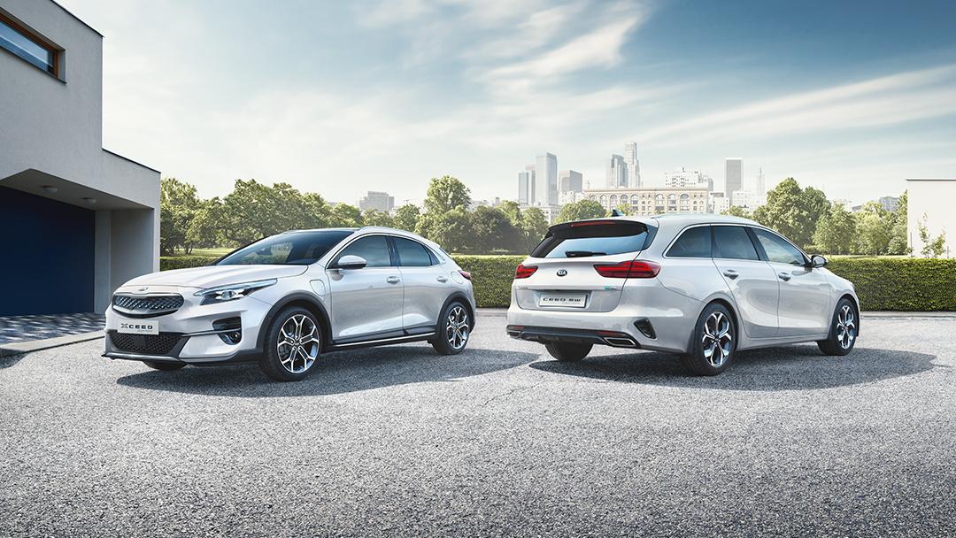Kia XCeed   Kia XCeed i Kia Ceed kombi w wersji hybrydowej typu plug-in będą produkowane w zakładzie w Żylinie na Słowacji i będą pierwszymi autami tego typu produkowanymi przez Kia Motors w Europie  Fot. Kia