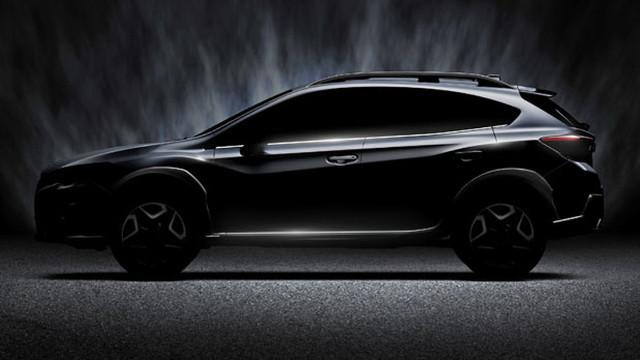 Genewa 2017 Subaru Xv Nowej Generacji