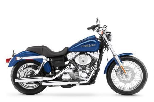 Fot. Harley-Davidson: Dyna Super Glide Custom