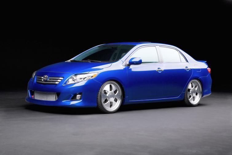 Tuning samochodów japońskich - Honda, Toyota, Mitsubishi
