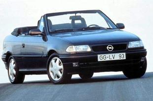 Opel Astra F (1991 - 2002) Kabriolet