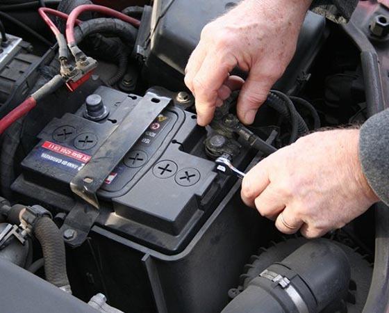 Car Battery Bolt Stuck