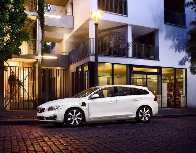 Volvo V60 Plug-In-Hybrid Fot: Volvo