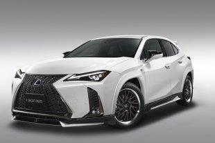Lexus UX. Co oferuje nowy pakiet tuningowy?