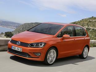 Volkswagen Golf Sportsvan I (2014 - teraz)