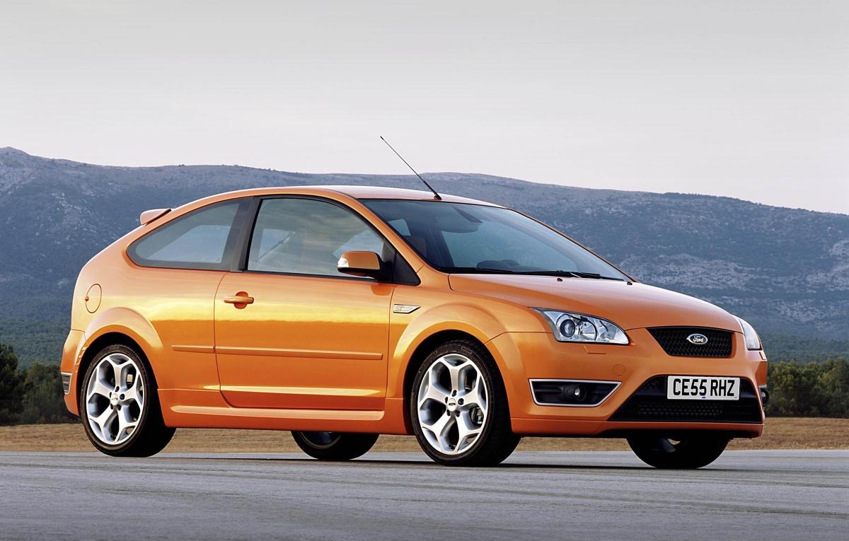 Oryginał Ford Focus - najpopularniejszy używany samochód osobowy za 10-20 IK92