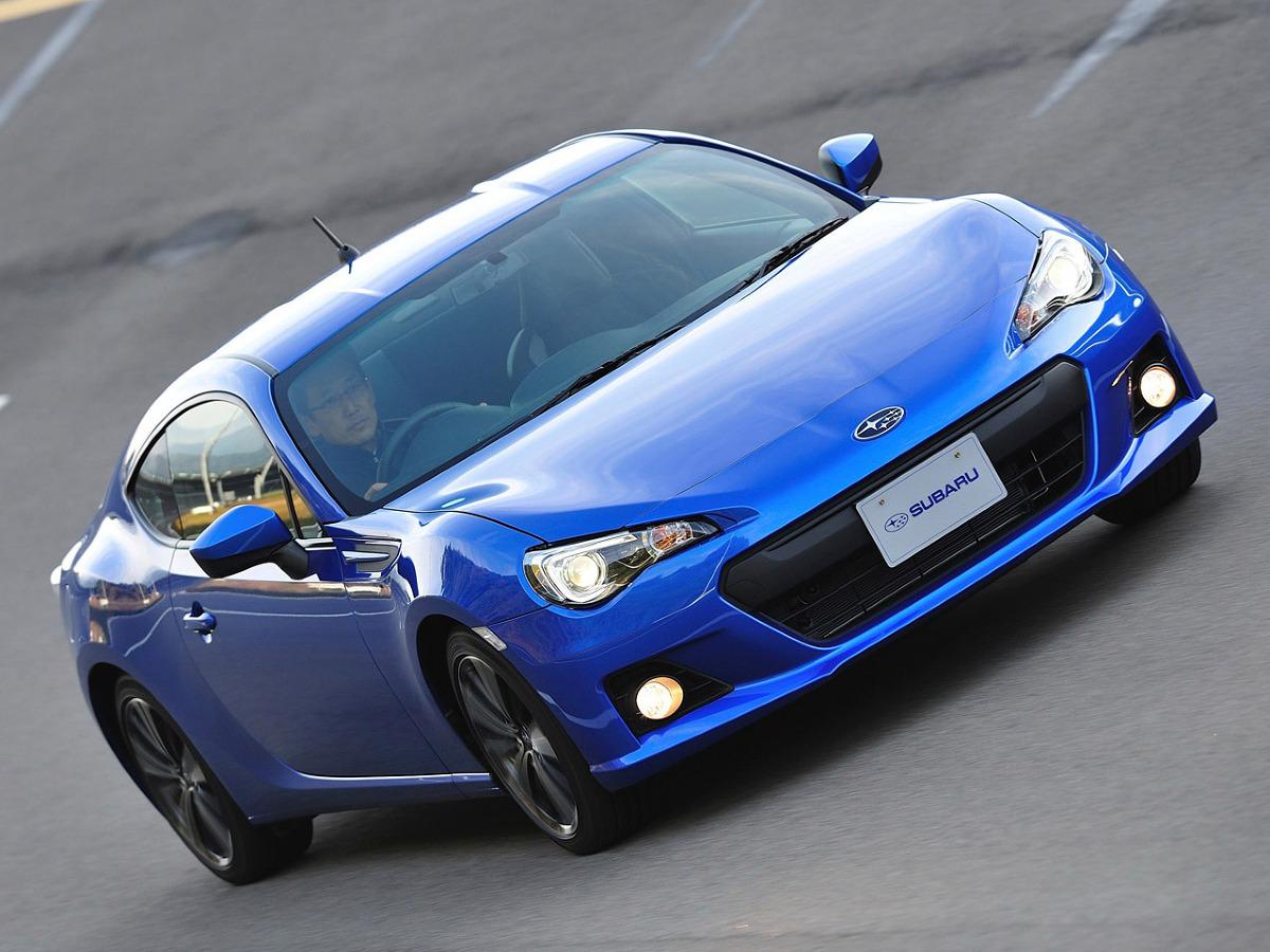 Subaru BRZ / Fot. Subaru