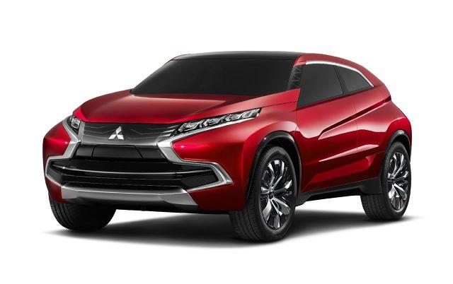 Mitsubishi Concept XR-PHEV, Fot: Mitsubishi