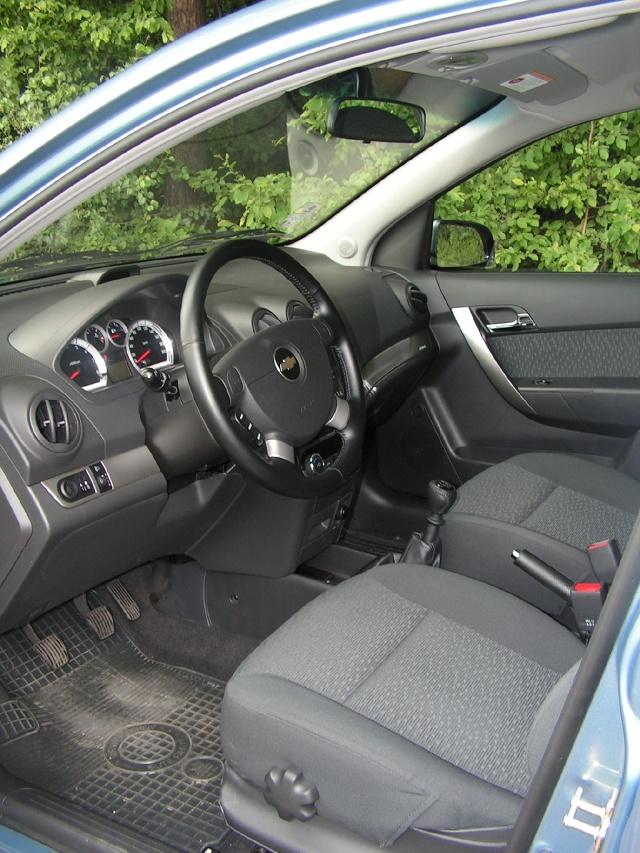 zdjęcie Chevrolet Aveo 1,4 94 KM