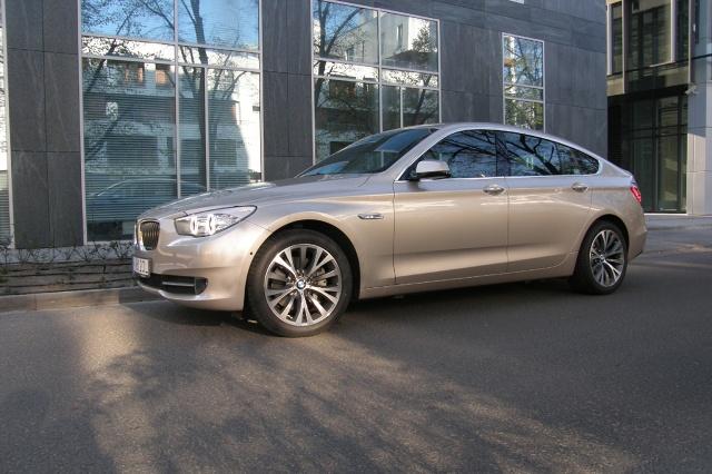 zdjęcie BMW 530d GT 3.0 245 KM