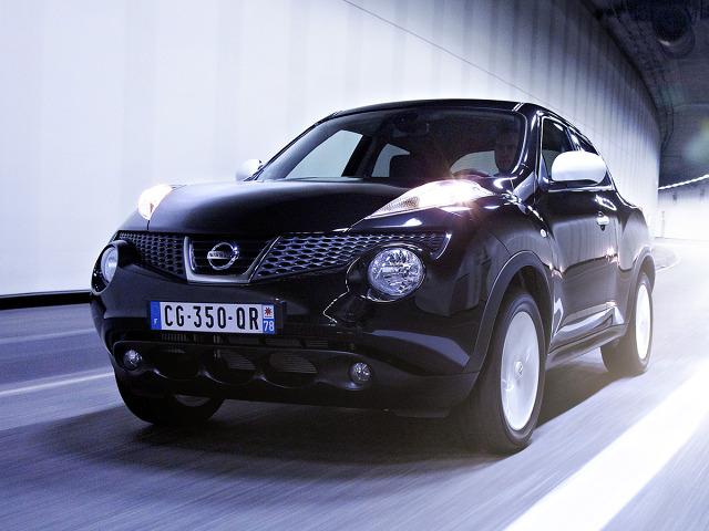 Nissan Juke Fot: Nissan