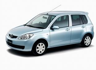Mazda Demio II (2002 - 2006) Kombi
