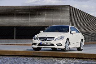 Mercedes-Benz Klasa E W212 (2009 - teraz) Coupe