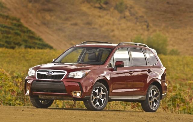 zdjęcie Subaru Forester