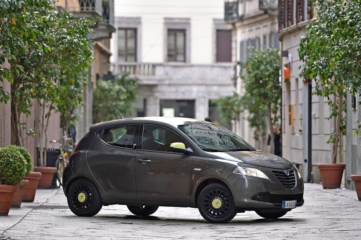 Lancia Ypsilon, Fot: Lancia