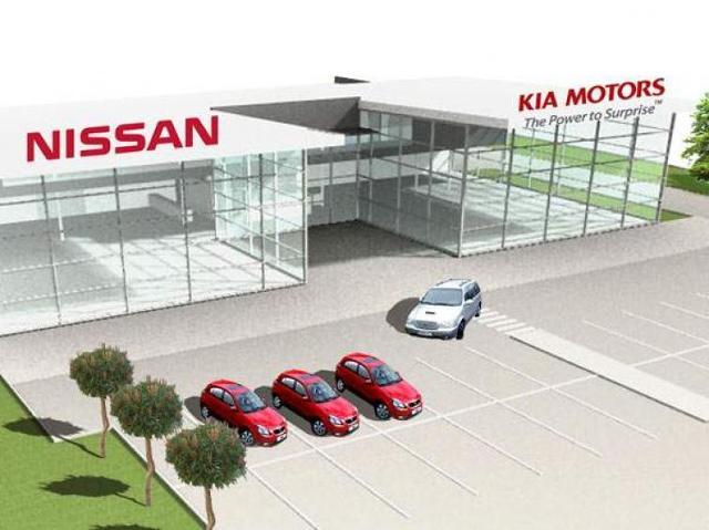 Multisalon Nissan i Kia w Koszalinie