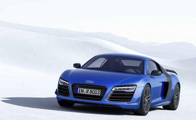 zdjęcie Audi R8 LMX