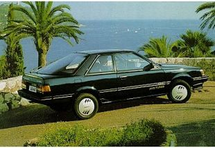 Subaru 1800 I (1985 - 1992) Coupe