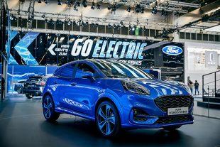 Ford. Marka stawia na auta elektryczne - ile takich modeli powstanie?