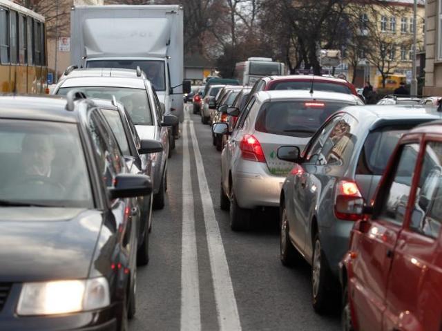 Z powodu korków na drogach Polska traci prawie 8 mld zł rocznie