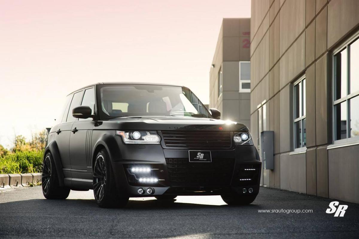 Range Rover / Fot. SR Auto Group