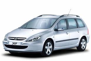 Peugeot 307 I (2001 - 2005) Kombi
