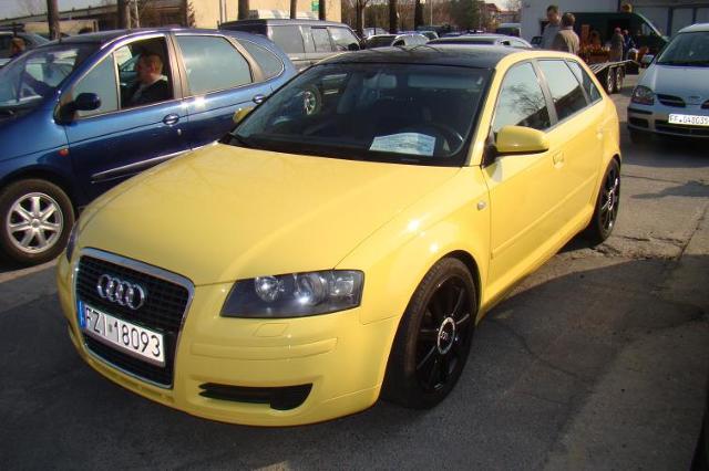 Giełda samochodowa w Zielonej Górze (18.03) - ceny i zdjęcia