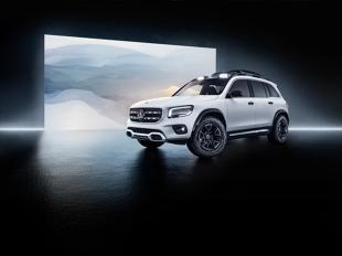 Mercedes GLB. Premiera 7-osobwego SUV-a
