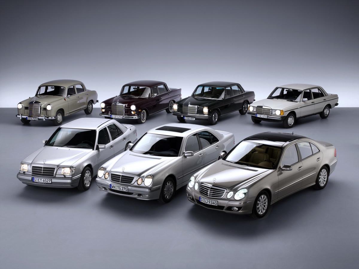 Mercedes-Benz Klasa E / Fot. Mercedes Benz