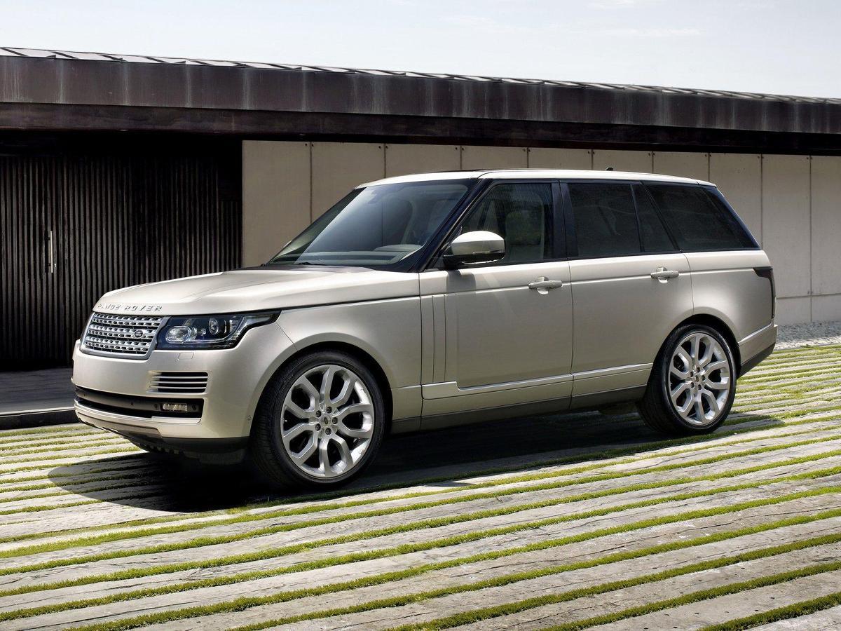 Land Rover Range Rover / Fot. Range Rover