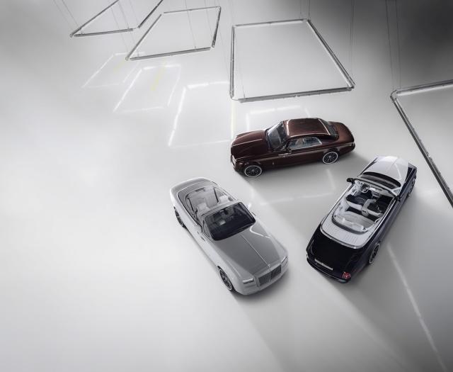 Rolls-Royce Phantom Zenith  Nadszedł czas pożegnania z modelem Phantom. Producent stworzył specjalną edycję, która obejmuje 50 egzemplarzy modeli Phantom Coupe i Phantom Drophead Coupe.   Fot. Rolls-Royce