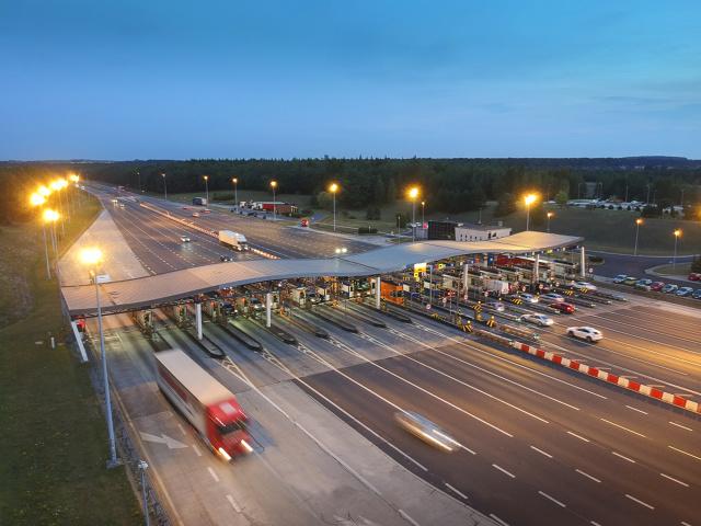 Szybsze i tańsze płatności automatyczne za przejazdy autostradą A4 Katowice-Kraków