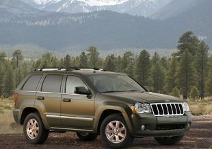 Jeep Grand Cherokee III [WK] (2005 - 2010)