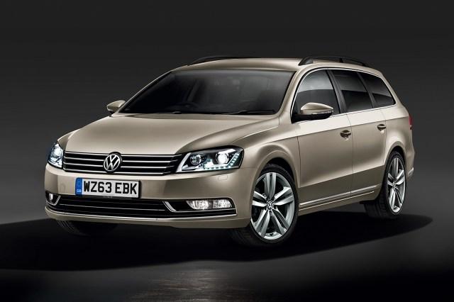 Volkswagen Passat Executive Style, Fot: Volkswagen