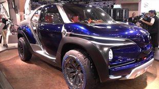 Yamaha otwiera się na nowych klientów. Będzie produkowała samochody? (video)