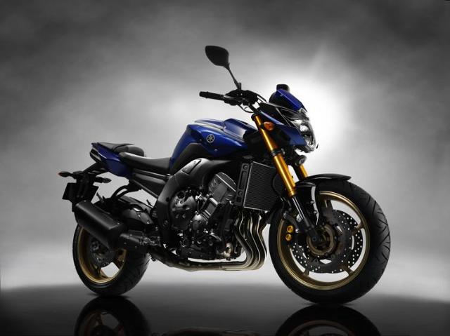 Yamaha FZ8R - pierwsze informacje