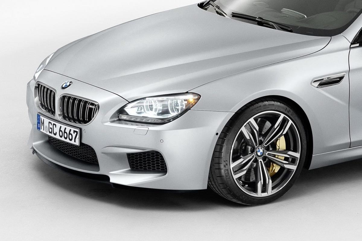 Bmw M6 Gran Coupe Do Produkcji Fot Bmw Galeria