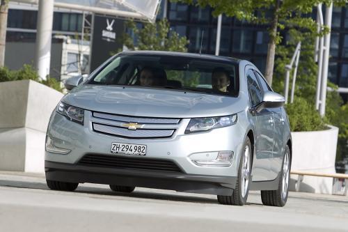 Chevrolet Volt, fot: Chevrolet