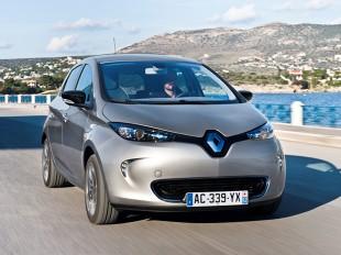Renault Zoe (2012 - teraz) Hatchback