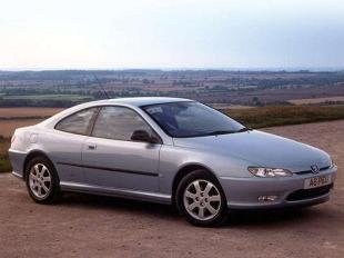 Peugeot 406 (1995 - 2004) Coupe