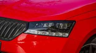 Oświetlenie samochodu. Systemy wsparcia dla kierowcy