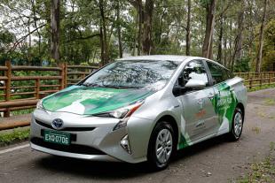 Samochód hybrydowy na etanol