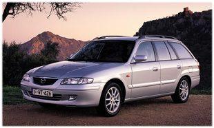 Mazda 626 V (1997 - 2001) Kombi