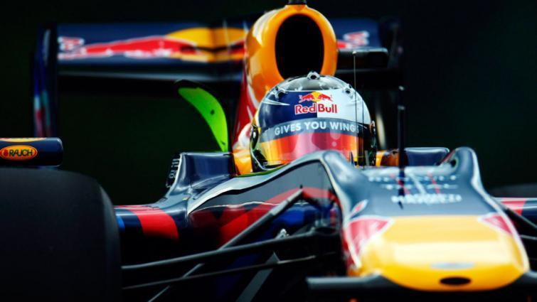 GP Malezji: Webber najszybszy na treningach