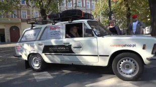 Fiat 125p. Kultowym autem dookoła świata